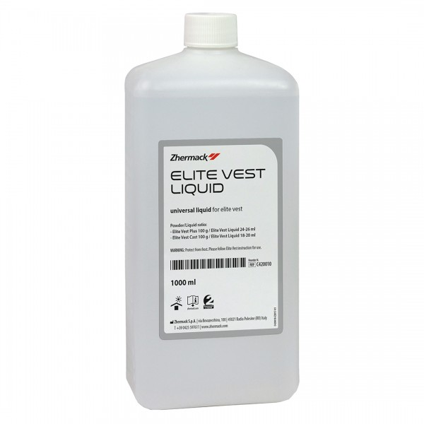 Zhermack Elite Vest Liquid